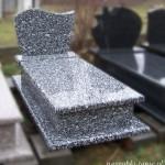 Nagrobek granitowy - Skalisty